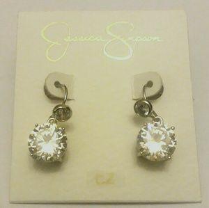 Jessica Simpson Diamond Earrings